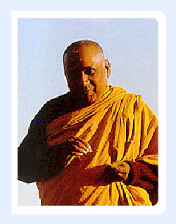 Theravadin monk Jagdish Kashyap